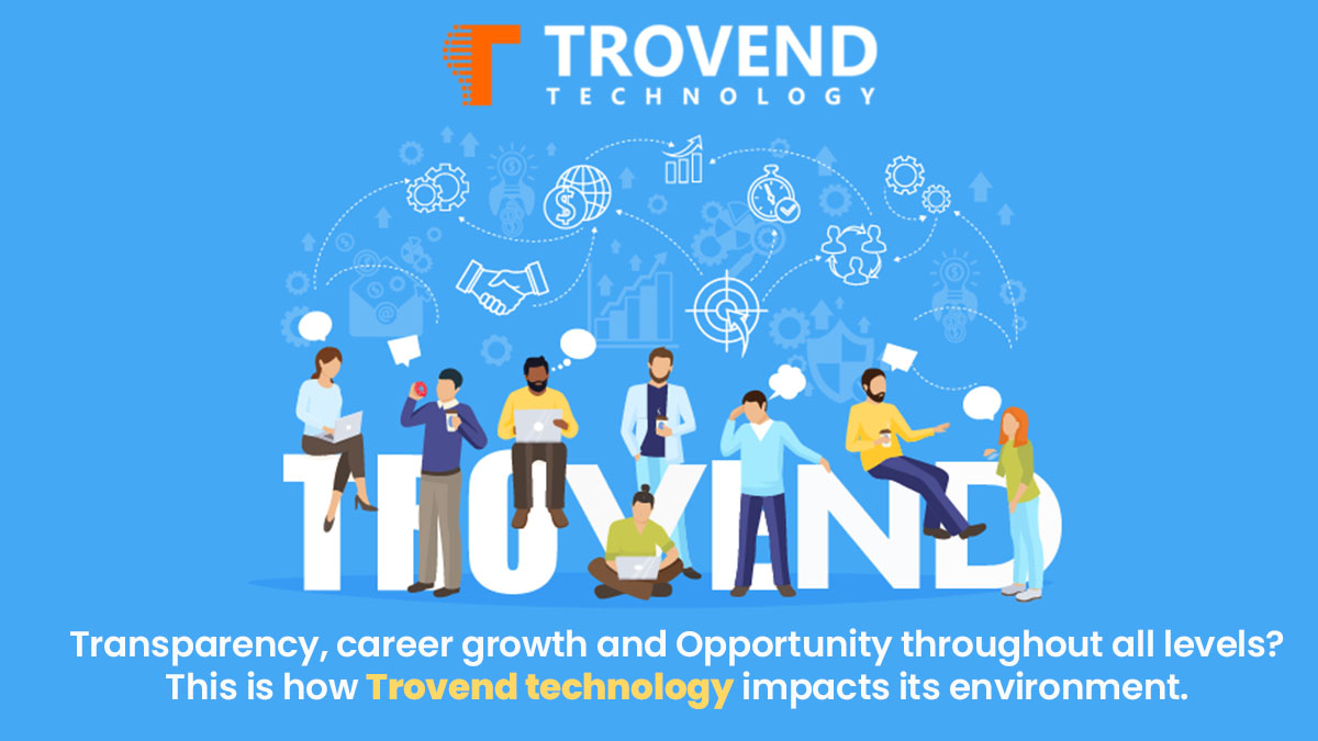 Transparency, Career Growth and — Opportunity throughout all levels? This is how Trovend Technology impacts its environment